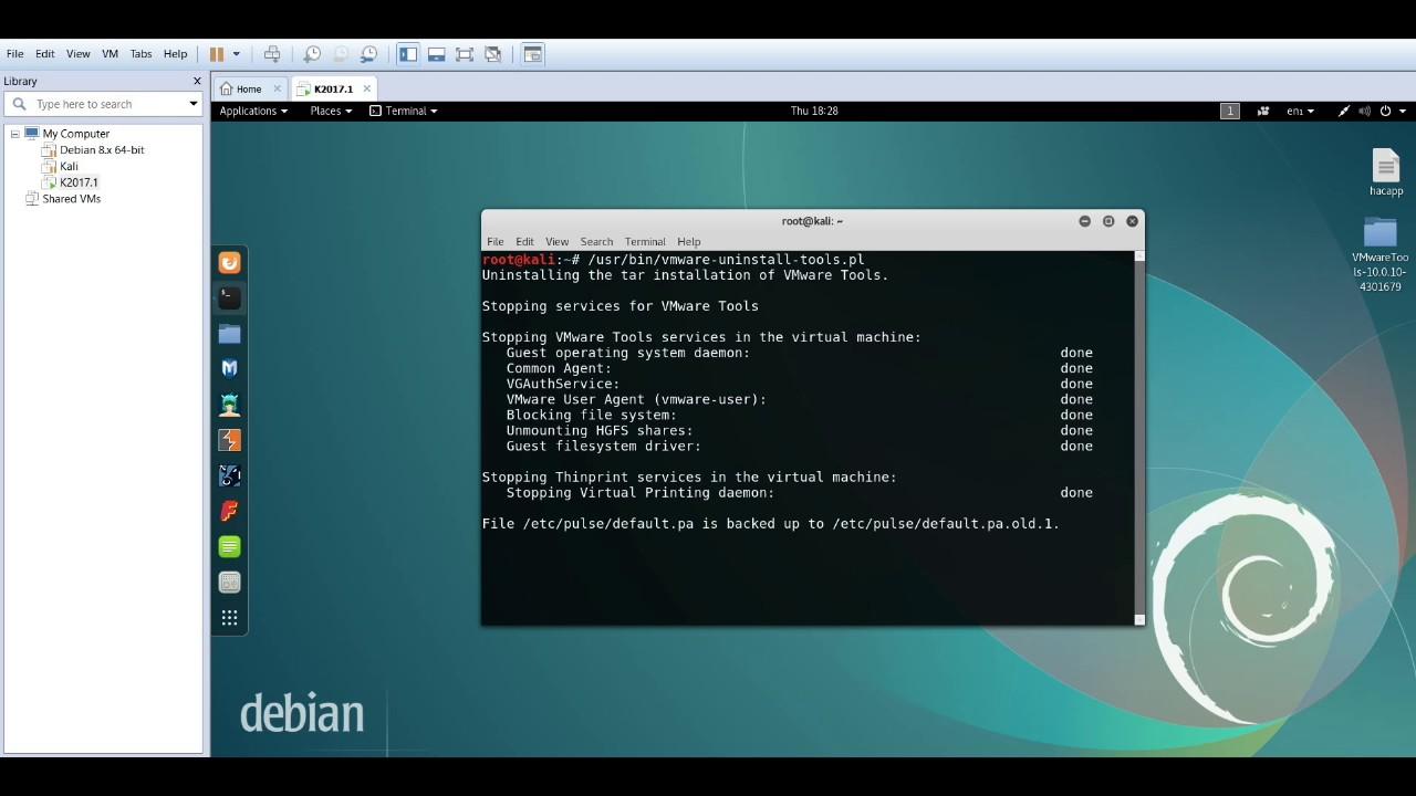 uninstall vmware ubuntu