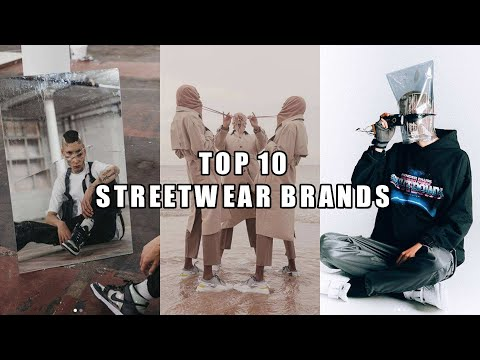 TOP 10 Streetwear Brands You NEED To Know About!