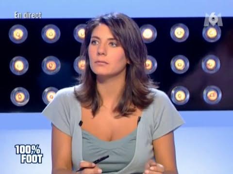 Estelle Denis M6 100 Foot 27 01 2007 Youtube