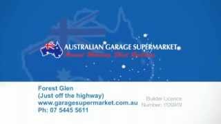 Australian Garage Supermarket