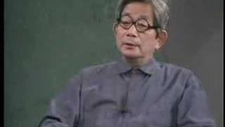 Conversations with History: Kenzaburo Oe