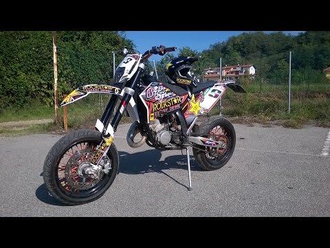 My KTM exc 125 2008 Rockstar