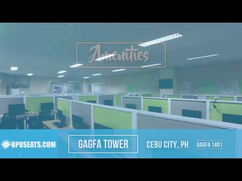 Cebu Seat Leasing BPOSeat.com Office Space for Lease GAGFA Tower