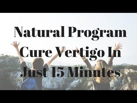 Vertigo Exercises - Natural Program Cure Vertigo In Just 15 Minutes