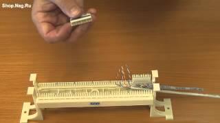 демонстрация качества патч-панели SNR