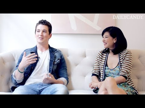 Miles Teller  5 Questions With SuChin Pak