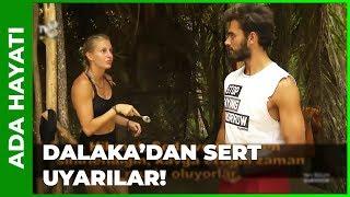Dalaka'dan Atakan'a Sert Uyarılar! - Survivor 61. Bölüm