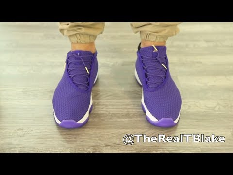 Jordan Future Concord On Foot Review