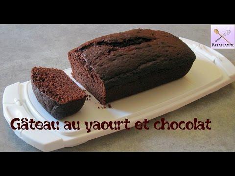 recette-express-:-le-gâteau-au-yaourt-et-au-chocolat
