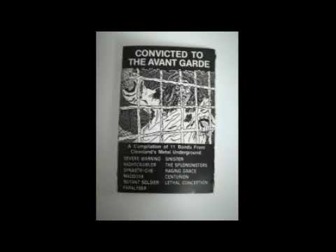 Convicted To The Avant Garde full 1989 metal compilation