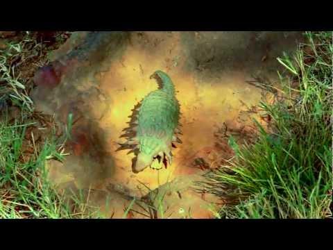 Paleontologist Rob Weems Confirms Nodosaur Track