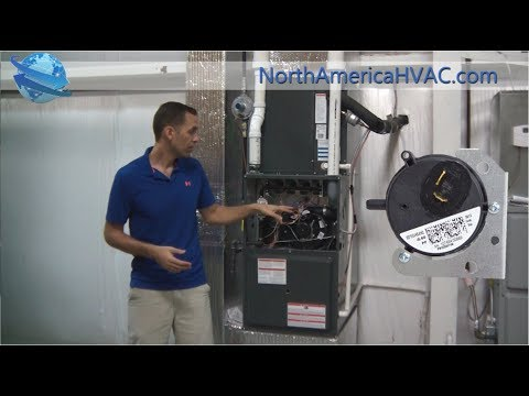 how does an air pressure switch work in a gas furnace. Black Bedroom Furniture Sets. Home Design Ideas