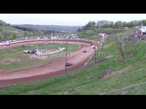 Hidden Valley Speedway 4 Cylinder Heat 3 of 3 5-11-19