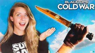 GOLD KNIFE! 🔪 *insert that one meme* Road to DM Ultra - Knife (BOCW)