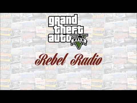 GTA V  Rebel Radio CW McCall  Convoy