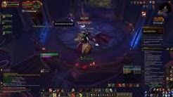 WoW Legion - BRH Mythic - Illysanna Ravencrest: Saeon - Protection Warrior
