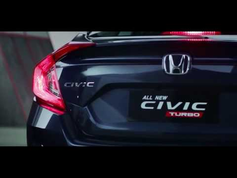 Honda Civic 2017... India All New Features
