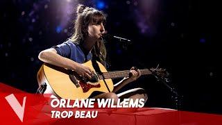 Lomepal – 'Trop beau' ●   Orlane Willems | Lives | The Voice Belgique Saison 9 - the voice france 2021 auditions