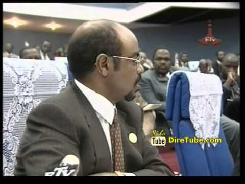 Former PM Meles Speech in Togo Lomi - 1991E.C