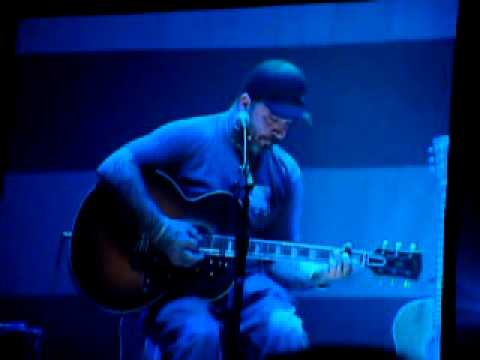 Aaron Lewis Singing Time After Time Cyndi Lauper  Acoustic