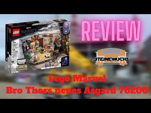 Review Lego 76200