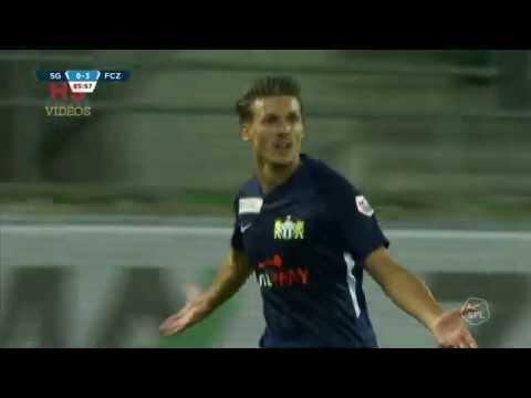 Download ST.Gallen - Zurich 0- 4 All  Goals 25 06 2020