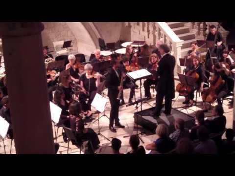 Villa-Lobos Fantasia (Original Key) - Antonio García Jorge, Aldo Sisilo & DSO