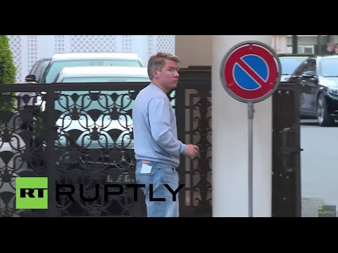 Switzerland: Russia 2018 World Cup CEO Sorokin leaves Zurich hotel after FIFA arrests