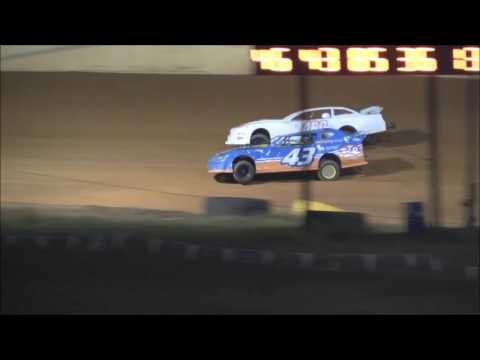 KDRA Super Stock Feature from Ponderosa Speedway, September 30, 2016.