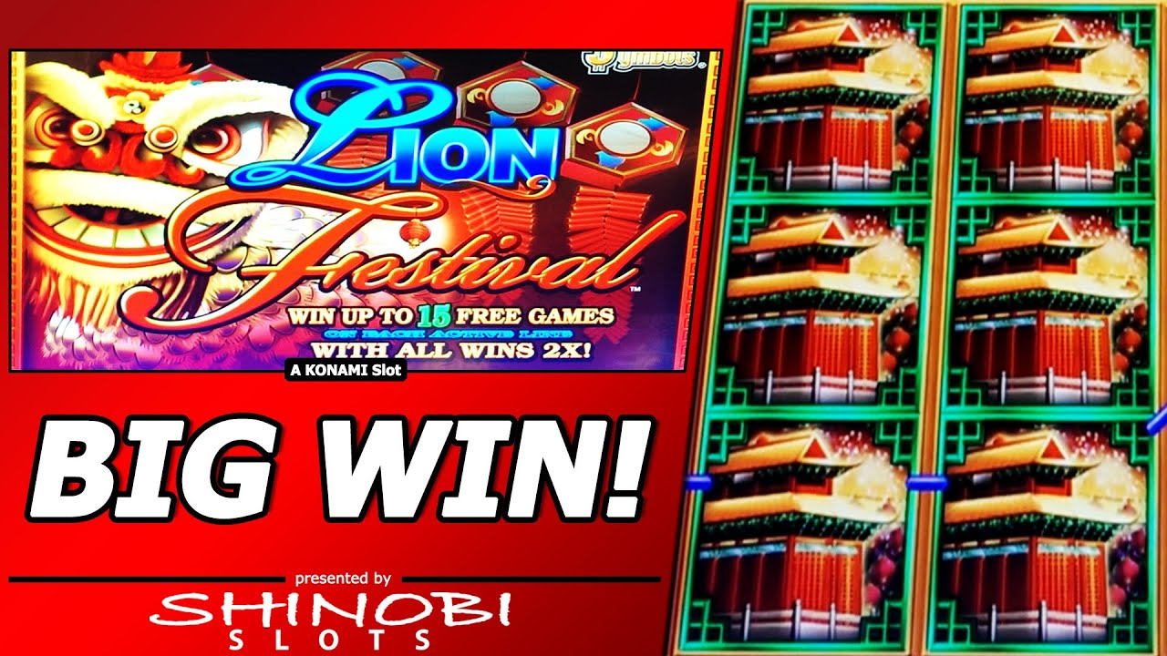 White Lion Slot Machine - Play Online for Free Now