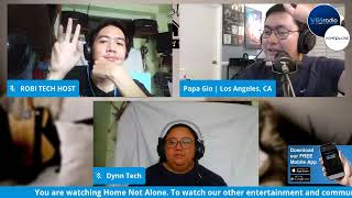 Home Not Alone with Papa Gio and guest Alisah Bonaobra