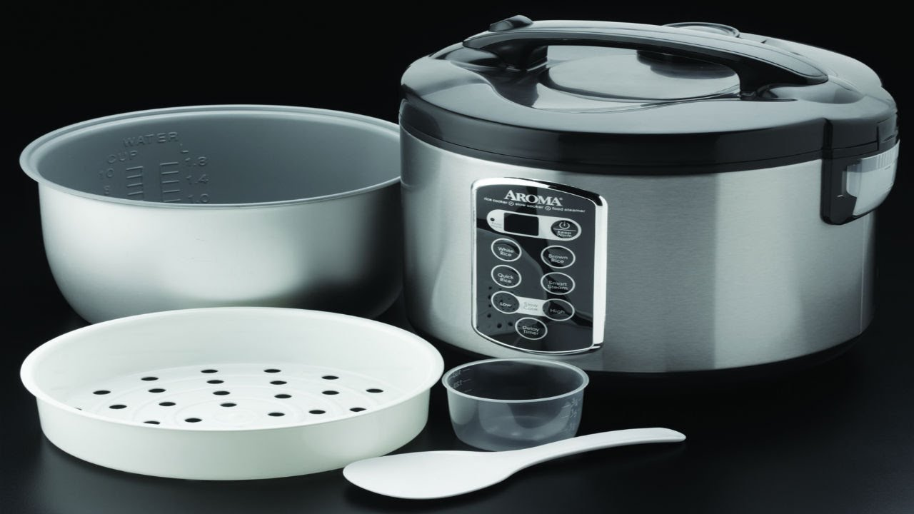 Aroma Rice, Steam & Slow/Pressure Cooker - What can it do for you ...