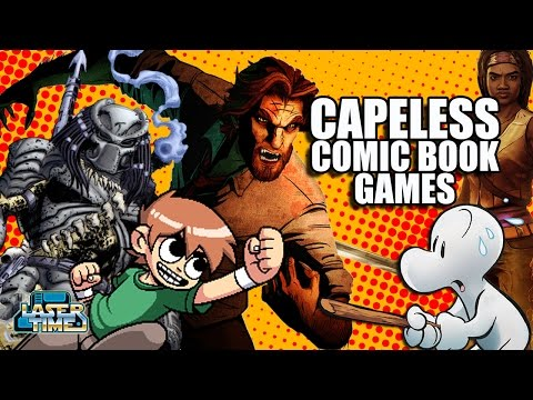 The Best Indie Comic Book Games of All-Time!