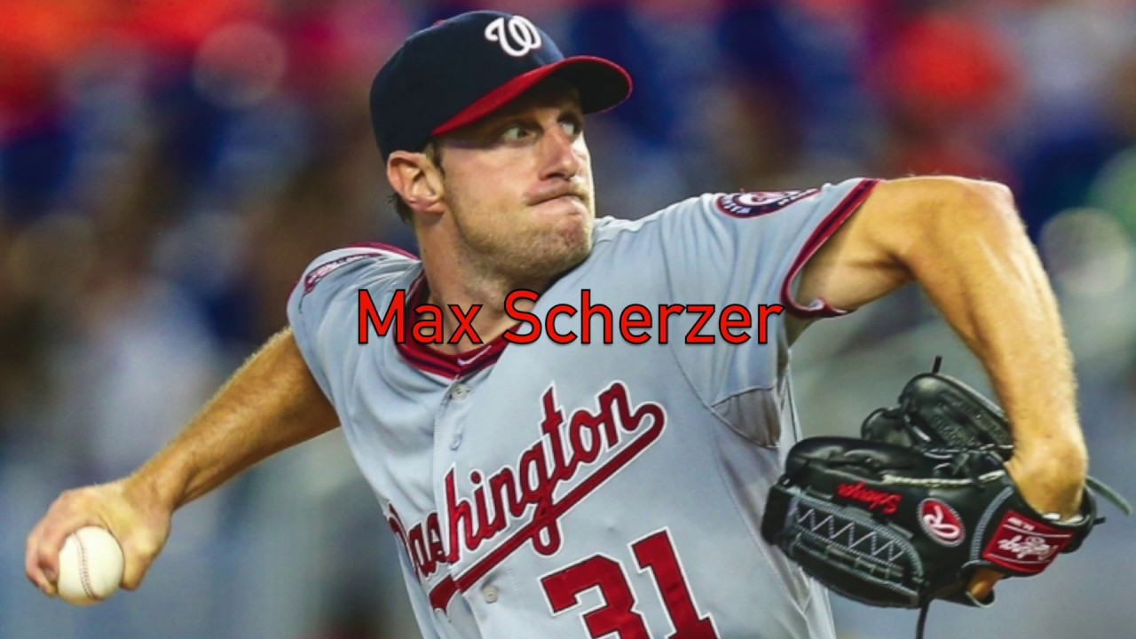 Major League Baseball's Hardest Throwing Pitchers image