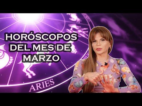 #HORÓSCOPOS DEL MES DE #MARZO