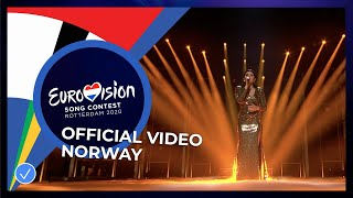Ulrikke - Attention - Norway 🇳🇴-  - Eurovision 2020