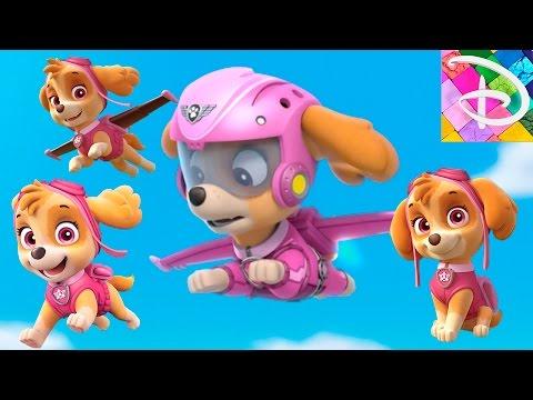 Лучшая подружка Настя. Щенячий патруль: ОБЗОР игрушек. Видео для детей
