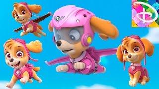 Щенячий патруль всі серії підряд Іграшки Скай нові серії Збірник мультики для дітей 2017