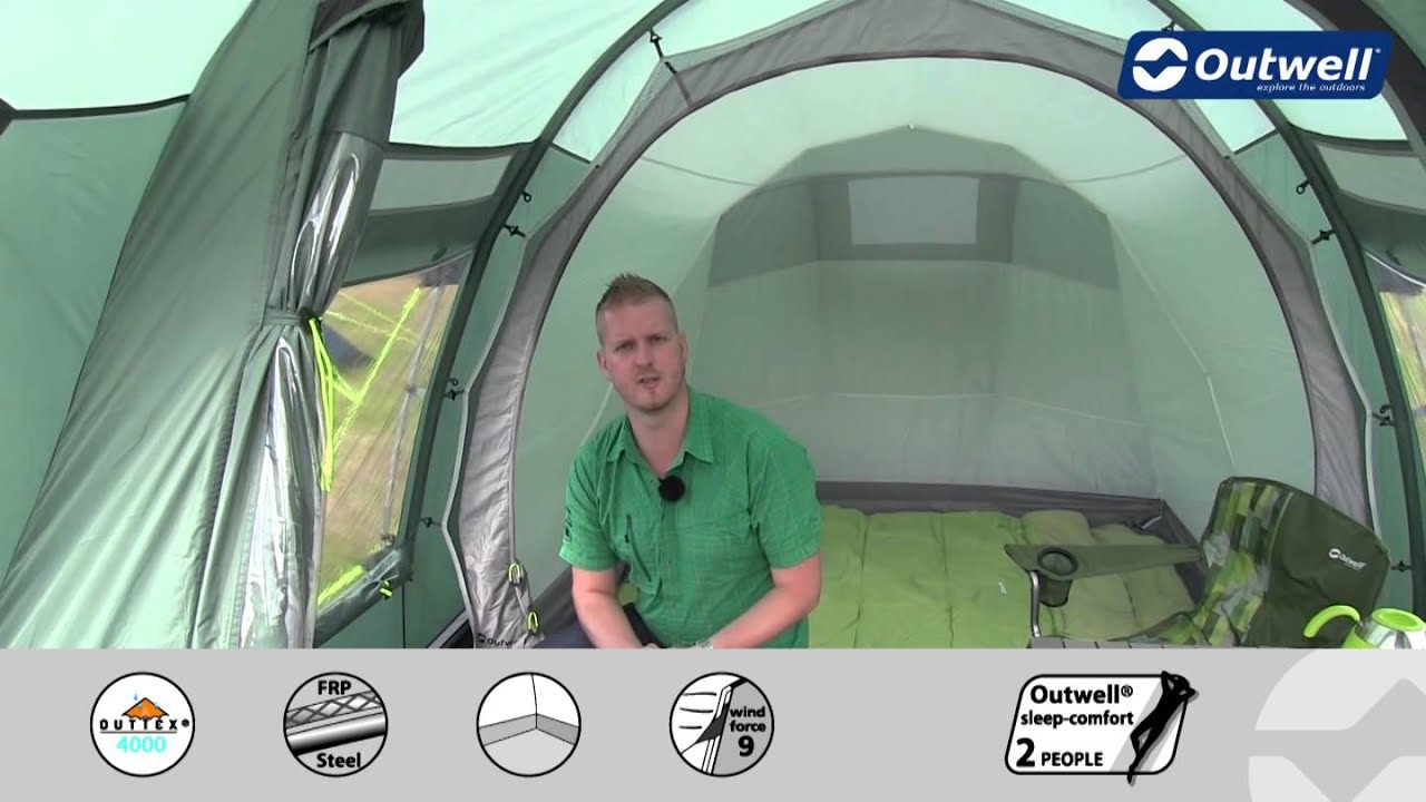 sc 1 st  YouTube & Outwell Tent Birdland S - 2014 | Innovative Family Camping - YouTube