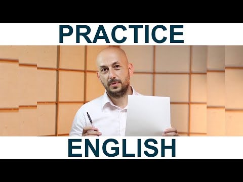 How To Practice English Speaking Alone, At Home, Without A Partner