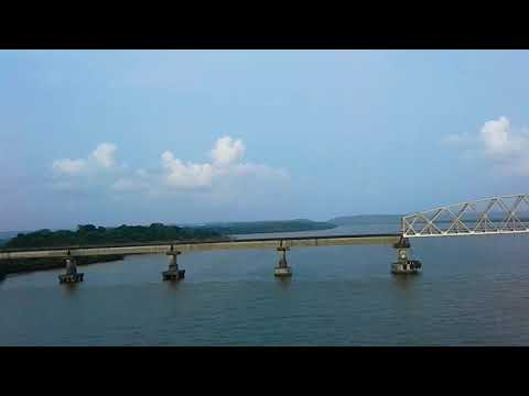 Chennai express movie bridge