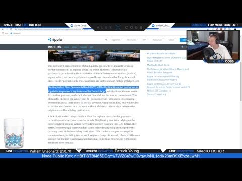 Binance & Bitmex Shut Down FUD. Is xRapid Already Live?