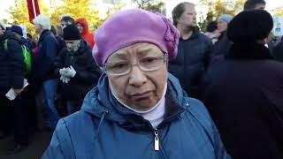 Смотреть видео Убили сына в полиции, остановите беспредел!   Москва 21 05 2019 онлайн