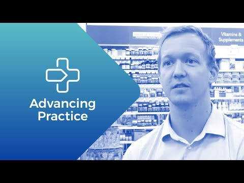 Advancing Practice and early career pharmacists: Sam Turner