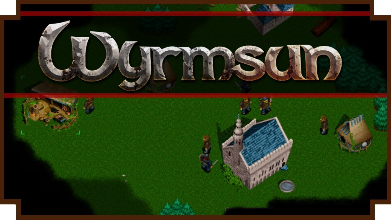 Wyrmsun Released: an open-source RTS game for MorphOS