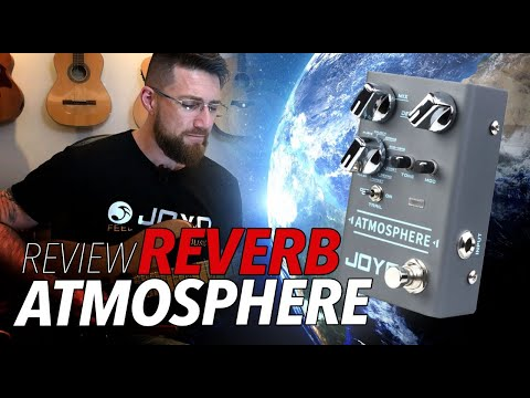 Reverb Atmosphere Joyo (Review) + Dicas