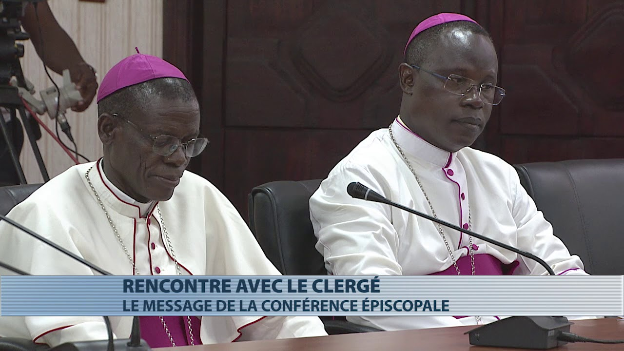 Face à face Patrice Talon-clergé : le message des évêques