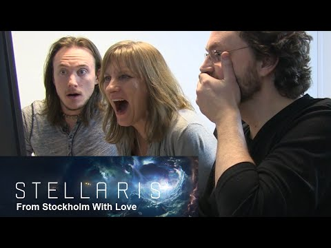 Stellaris - From Paradox Headquaters in Stockholm, Everything is Bad! Abandon Ship!