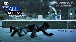 mgs5 ground zeroes ps4 exclusive deja vu mission trailer ps4 all access launch day event
