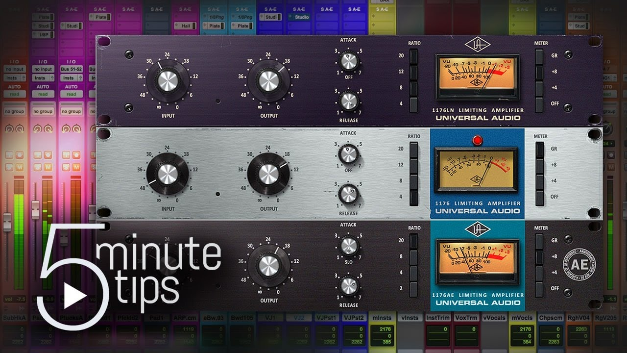 7 Compressor Plugins Modeled After Analog Hardware — Pro